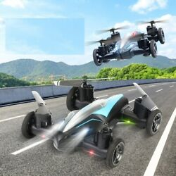 2in1 Drone Air Ground Flying Car 2.4G Dual Mode Racing Mini Drone Toy $47.99