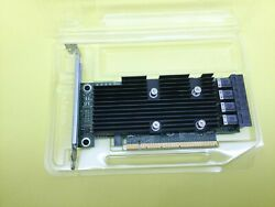 P31H2 Dell PowerEdge NVMe PCIe Extender Controller Adapter 0P31H2 $179.00