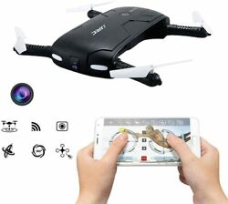 Pocket Selfie Drone Quadcopter Camera Phone Control RC Drones RTF Helicopter $89.99