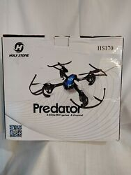 Holy Stone Predator Mini RC Helicopter Drone HS170 **BRAND NEW** $27.00