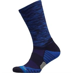 STANCE Mens Uncommon Cushioned Golf Crew Socks Navy Blue Sz M 6 8.5 BNEW w TAGS $13.99
