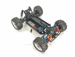 Vintage Team Associated RC18T 1 18 Scale 4wd Mini Truck Roller Rolling Chassis $79.99