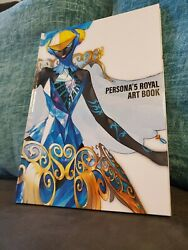 Persona 5 Royal Phantom Thieves Edition: Art book Only ps4 $52.95