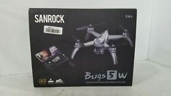 SANROCK B5W GPS Drones with 4K UHD Camera for Adults Beginners Quadcopter. $128.00