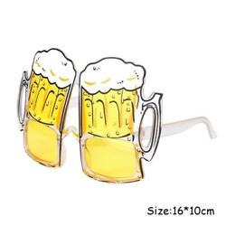 Hawaii Novelty Beer Sunglasses Glasses Fancy Dress Party Christmas Decor Gift $4.12