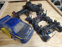 Rc Car Mini brushless and remotes $200.00