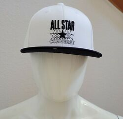 Converse All Star Mens Snapback Cap 10018329 One Size Hat NWT $19.98