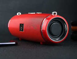 Portable Bluetooth Speaker Wireless Stereo Loudly Super Bass Sound Aux USB FM TF $18.89