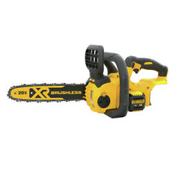 DEWALT DCCS620B 20V MAX Cordless Li Ion 12 in. Compact Chainsaw Tool Only New $131.00