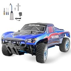 Rc Nitro Gas Powered1:10 Hobby Off Road High Speed 4wd Monster Truck Vehicle Car $199.00