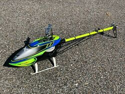 Blade 700X Radio Control Model Helicopter with Electric Motor and Servos $795.00