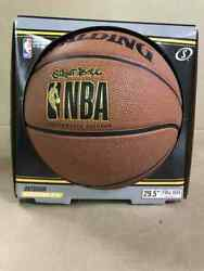 Spalding NBA Basketball Game New Official Size 7 29.5 Men#x27;s Outdoor and Indoor $24.69