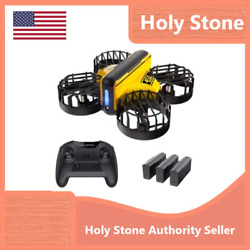 Holy Stone Mini Drone HS450 Hand Operated RC Obstacle Avoidance Drone Kids Gift $24.99