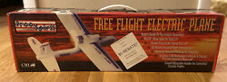 Free Flight Electric Plane from CMI INCORPORATED quot;FREE SPIRITquot; Rare $71.20
