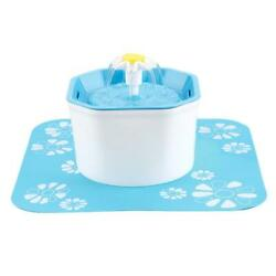 Pet Fountains Filtered Water Dispenser Best for Cats and Small to Medium Dogs $25.90