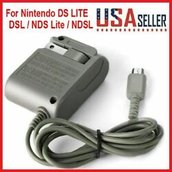 New AC Adapter Home Wall Charger Cable for Nintendo Ds Lite DSL NDS lite NDSL $2.94