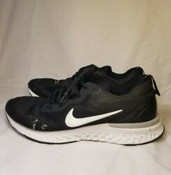 Nike Mens 12 Odyssey React Lace Up Low Top Running Shoes Sneaker $40.00