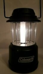 COLEMAN LED Space Saver Lantern 5315 Foldable Camping Takes 4 D Batteries $16.74