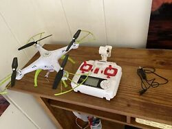 Syma X5c Explorers 2.4g 4ch 6 Axis Gyro RC Quadcopter With HD Camera $33.00