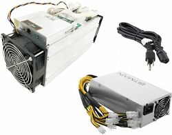 Bitmain Antminer S9 13.5T w PSU included $500.00
