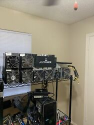 S9 antminer I Have 3 I Also Have S1 S3 S5 Miners no power supplies $375.00