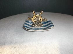 ships anchor jewelry holder ring $7.99