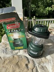 Coleman Compact Floating Lantern Model 5310 Camp Camping Krypton Bulb Used. $16.00