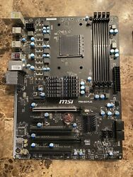 MSI 970a g43 Motherboard $100.00