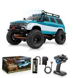 1:10 Scale Large RC Rock Crawler 4WD Off Road RC Cars Remote Blue Green $434.87
