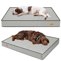 Extra Large Orthopedic Dog Bed Thick Foam Pet Mattress Mat for up 150lbs Dogs $25.92