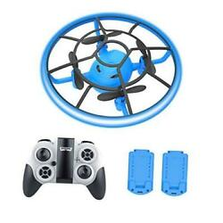 Drones for KidsRC Flying Toys for KidsDrone for Beginners with Bright Blue $52.78