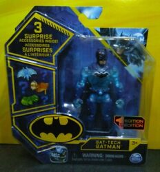 Spin Master Caped Crusader DC Heroes Unite 2020 2021 4quot; Figures PICK FROM 50 $16.99