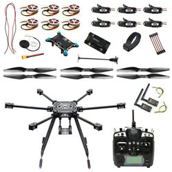 QWinOut ZD850 DIY Drone Kit 850mm Umbrella Airframe with APM2.8 Flight Control $523.17