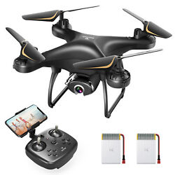 SNAPTAIN SP650 Outdoor Ultra HD Camera RC Drone Quadcopter Gesture Control $38.69
