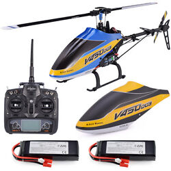 Walkera V450D03 6 Axis Stabilization System 6CH Single Blade Helicopter Drone $372.70