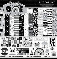 PHOTOPLAY PAPER LIT2538 LITTLE ONE PHOTOPLAY COLLECTION $16.84