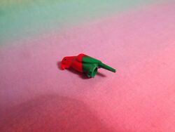 Lego Red Green Pirate Parrot Replacement Minifigure $1.87