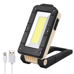 Multifunction Rechargeable Magnetic LED Work Light Lamp Inspection Light Torch $14.50