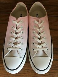 Converse Chuck Taylor All Star Women's Size 8.5 in Pink Ombre $30.00