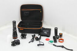 SEE NOTE DanForce G1 PRO Rechargeable LED Ultimate Tactical Flashlight Kit $43.67