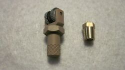 CARBIDE LAMP PARTS NEWLY MANUFACTURED COMPLETE STRIKER UNIT AND ALL BRASS TIP $29.95