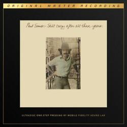 Paul Simon Still Crazy After All These Years MFSL One Step NEW Vinyl LP Sealed $139.99