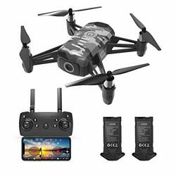 Drone For Kids With 1080p HD FPV CameraMini Quadcopter For Beginners With $74.34