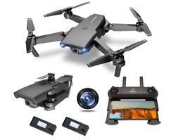 NH525 Foldable Drones with 720P HD Camera for Adults RC Quadcopter WiFi $49.99