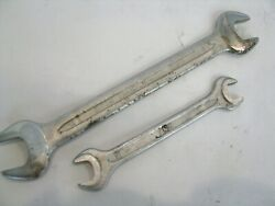 BMW Double Open End Wrench 8 10 MM 17 mm 19 mm DIN 895 HEYCO Made in Germany $9.95