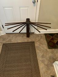 Antique Vintage Drying Rack Empire Wall Dry Bar No. 2 Lovell Manufacturing U.S.A $125.00