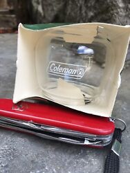COLEMAN REPLACEMENT GLOBE R132 043C FITS MODEL 5132 MADE IN GERMANY 5132B043 $15.00