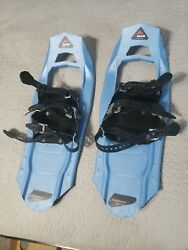 MSR Shift Youth Snowshoes Black size 6 19.5 inch length $49.00