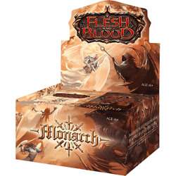 Flesh and Blood Monarch 1st Edition Booster Box Sealed $264.95