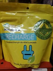 RECHARGE 8oz Real Growers Micobial Superpack MADE IN USA FREE SHIPPING $33.49
